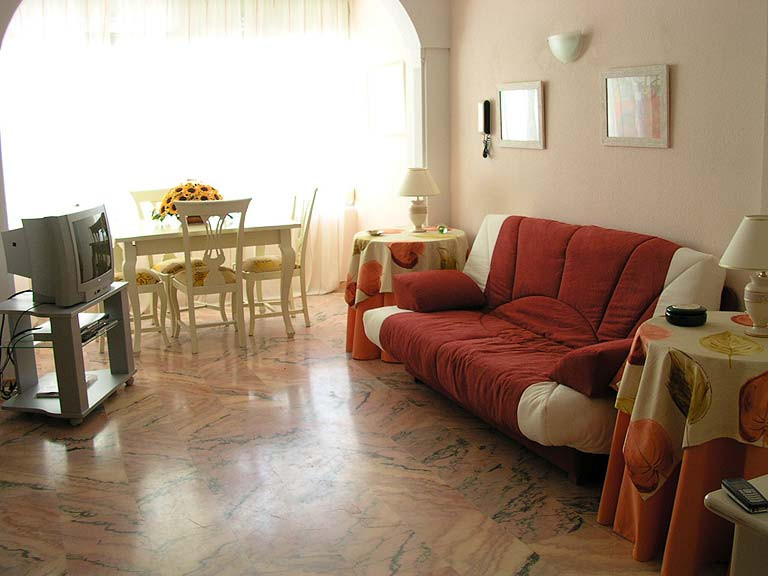 Apartment in the center of Marbella, close to the beach and all amenities and shops.  It has a spaci, Spain