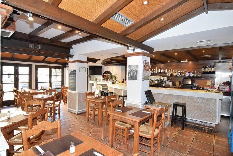 Restaurant in Marbella for sale