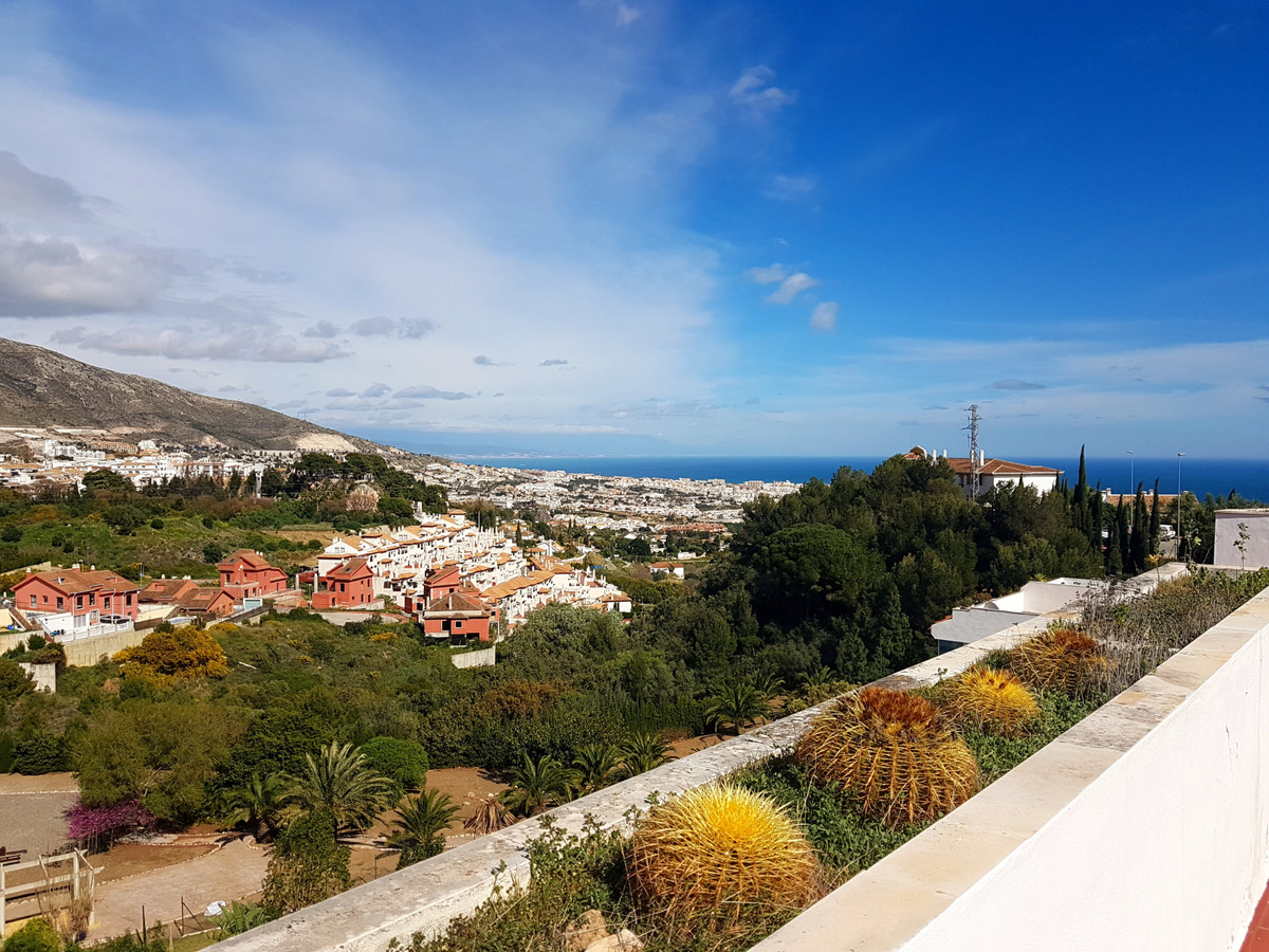Apartment  Penthouse 													for sale  																			 in Benalmadena Pueblo