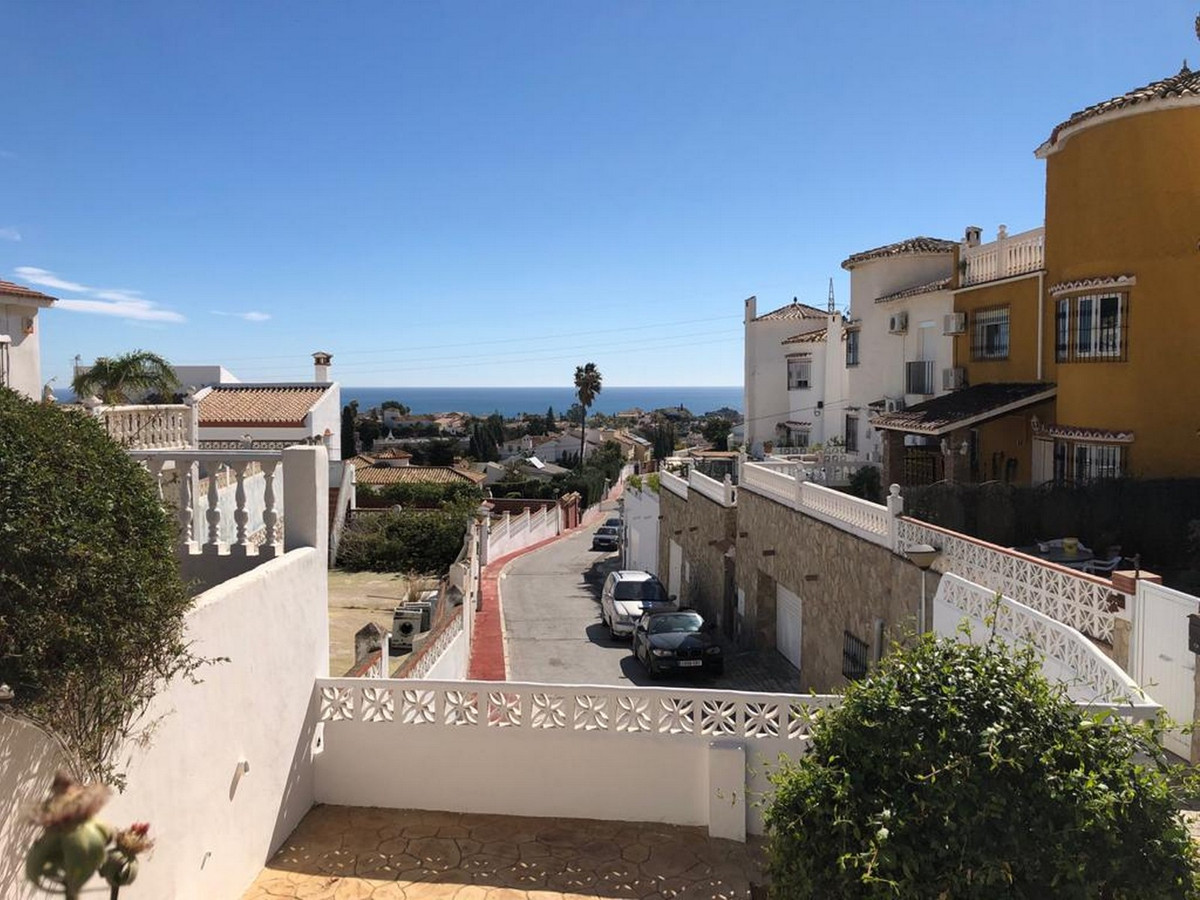 Nice semi-detached house in Benalmadena. This house has a beautiful and spacious terrace with wonder,Spain