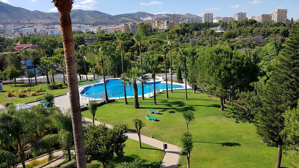 Probably the most luxurious complex in Benalmadena. A short walk from the beach finds this beautiful, Spain