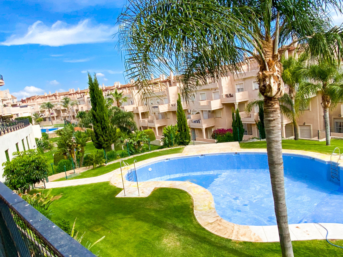 Magnificent ground floor apartment, 2 terraces, 2 bedrooms, 2 bathrooms, heated pool and jacuzzi !! ,Spain