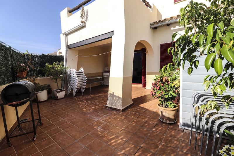 Ground Floor Apartment in Casares Playa