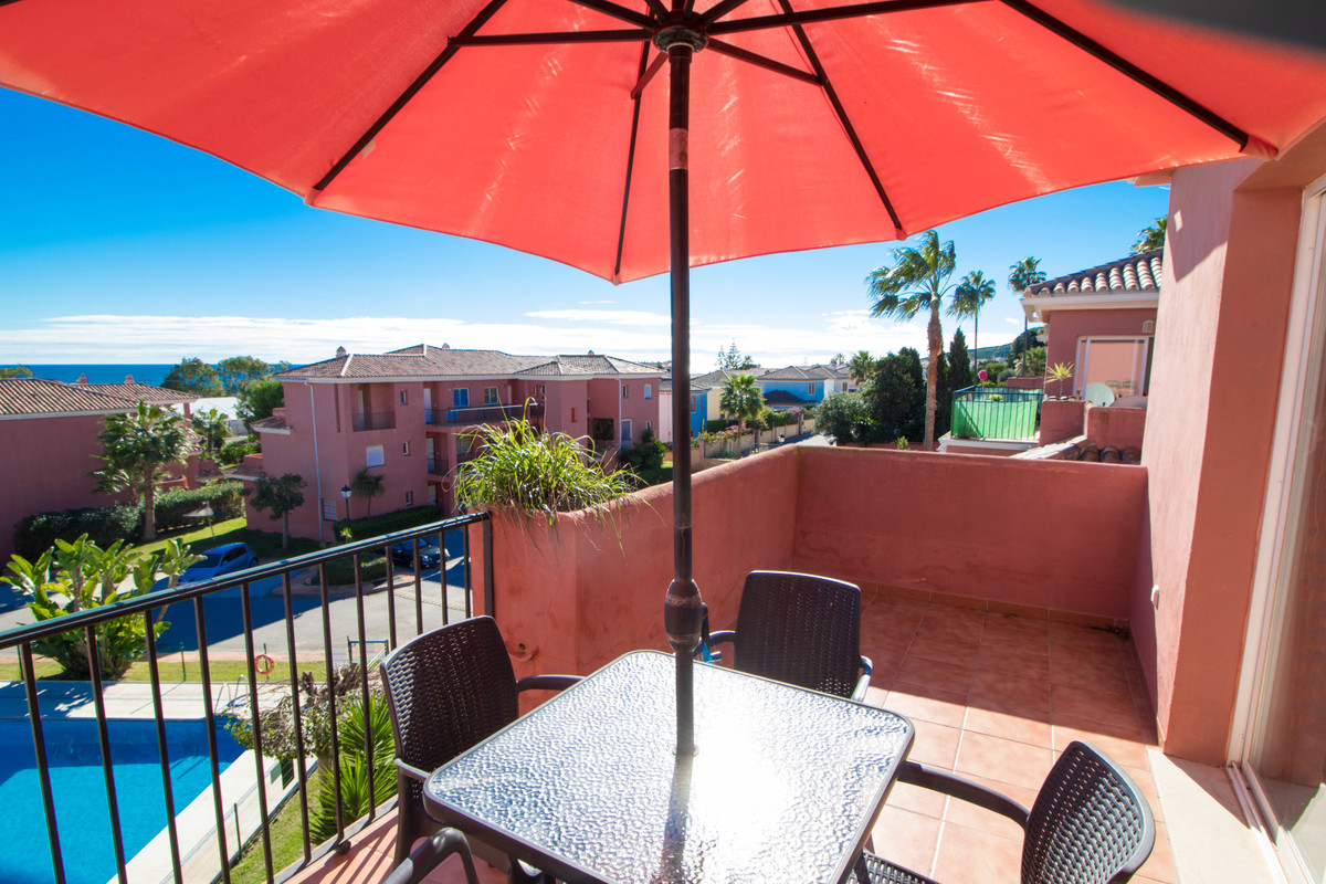 Gorgeous 1-bedroom penthouse in Manilva Gardens. The apartment faces the sea directly, and has there,Spain