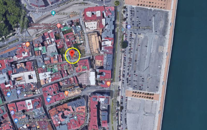 Residential Plot in Algeciras for sale