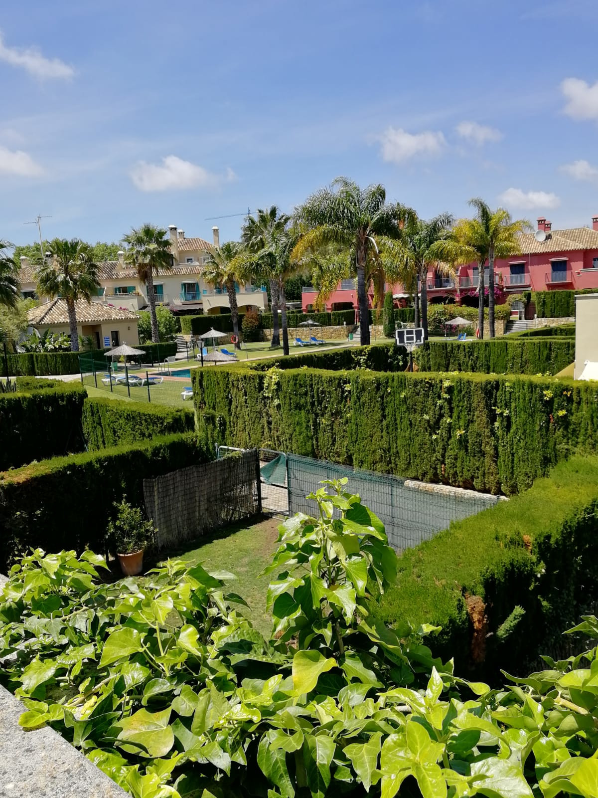RENTED AND NOT AVAILABLE FOR SALE AT THE MOMENT  Semi-detached villa for sale in Sotogrande Costa, c,Spain