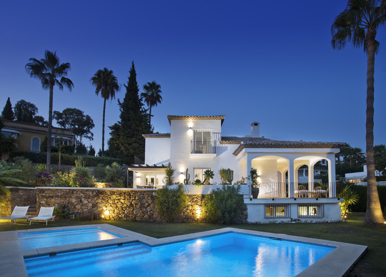 Stunning five bedroom villa in Marbella Country Club, a gated and secure development comprising of t, Spain