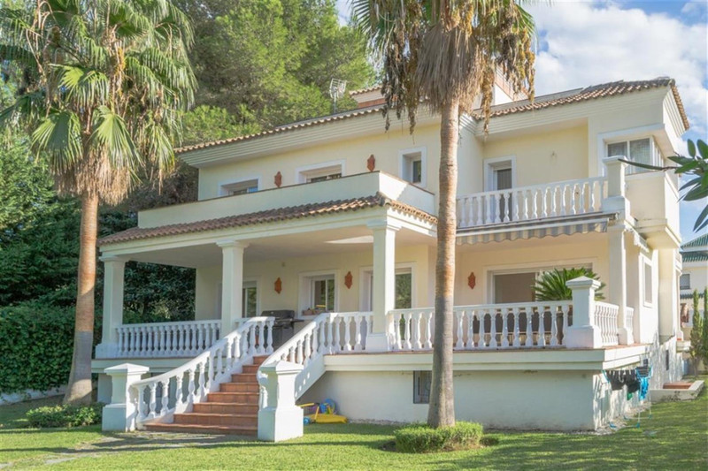 Detached Villa - Puerto Banús - R3424501 - mibgroup.es