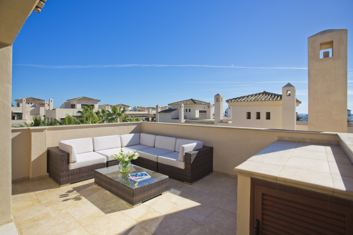 Location, Location, Location – Stunning Penthouse in Medina de Banus.  This property is a real gem! ,Spain