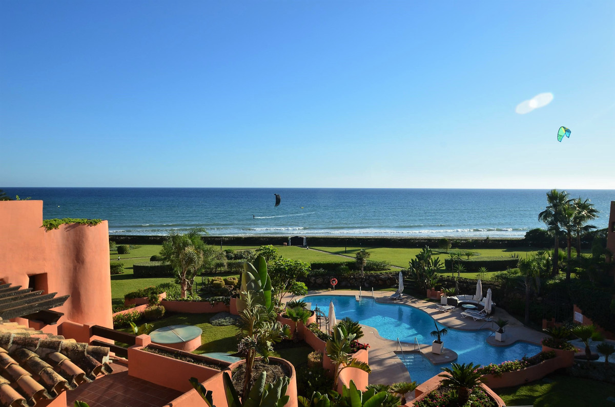 THE BEST LOCATION OF THE COSTA DEL SOL AND FIRST LINE BEST BEACH !!!. Properties with Breathtaking v,Spain