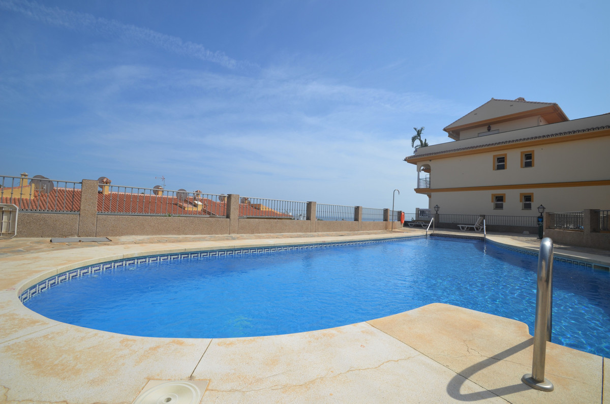 30sqm of terrace with panoramic mountain views located in a very quiet location. Covered Terrace and,Spain