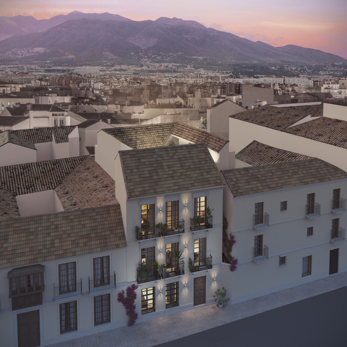 Great investment opportunity, whole building in Centro Historico in perfect location for tourist apa,Spain