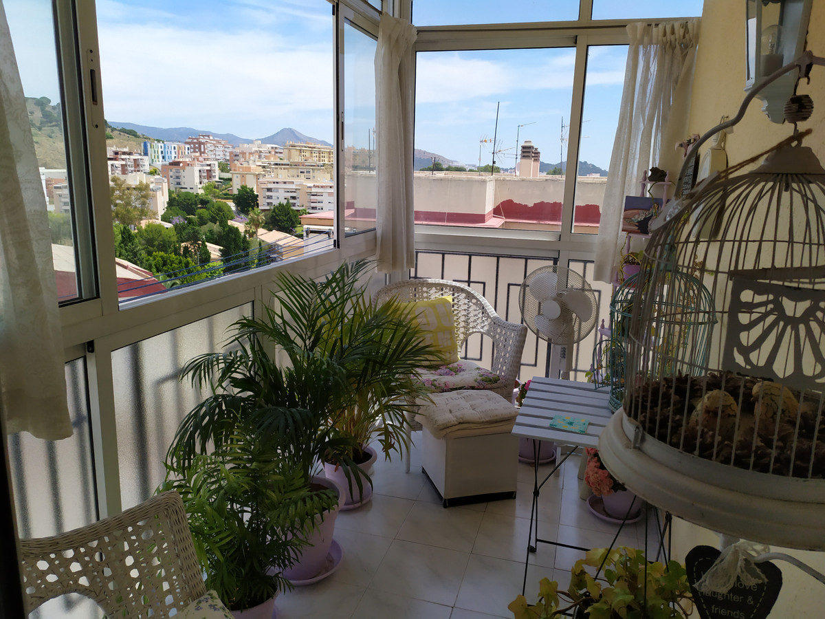 MALAGA, LA CARLINDA - Recently reformed 2 bedroom apartment with beautiful views  If you are looking, Spain