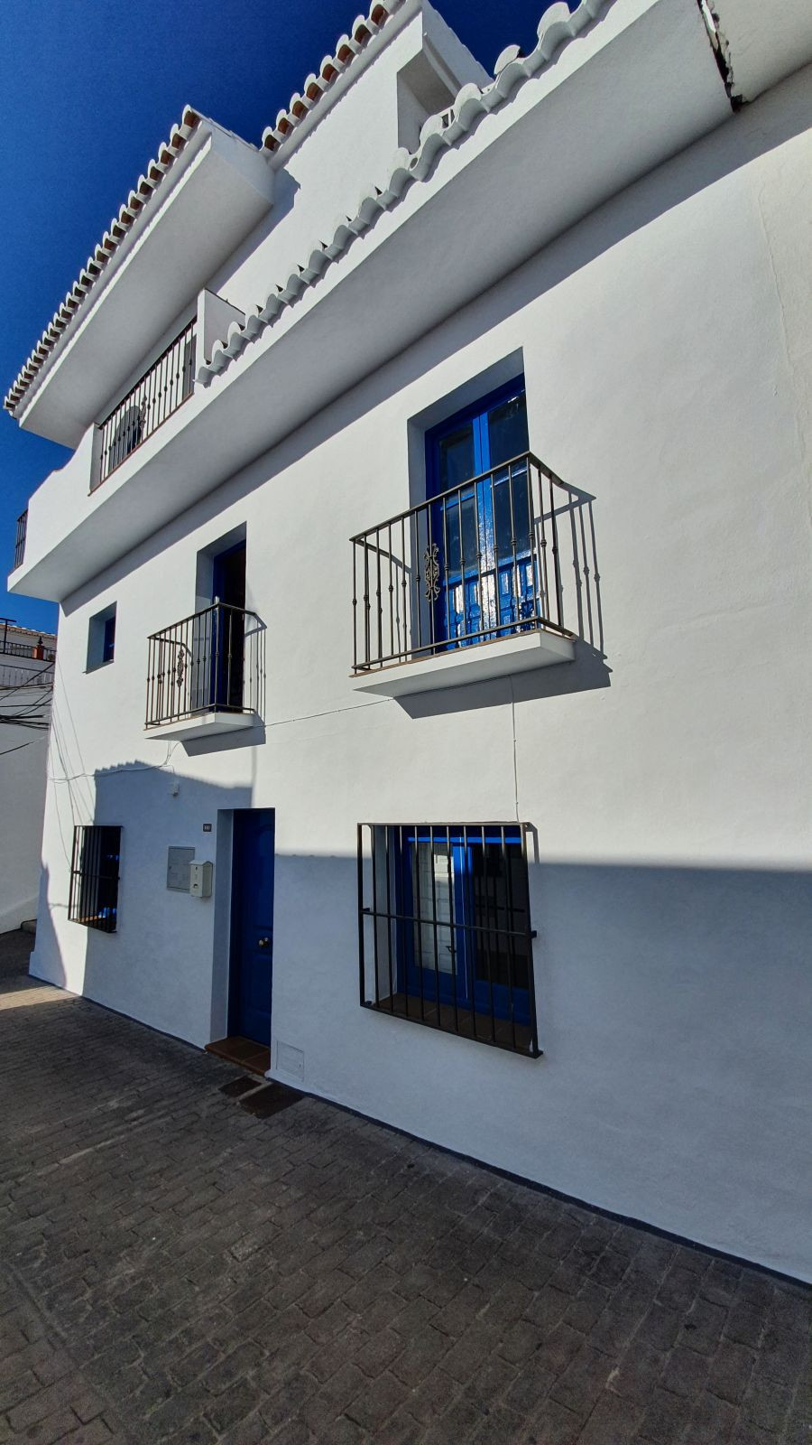 Frigiliana is an award winning and attractive white washed hillside village just a 10 minute drive tSpain