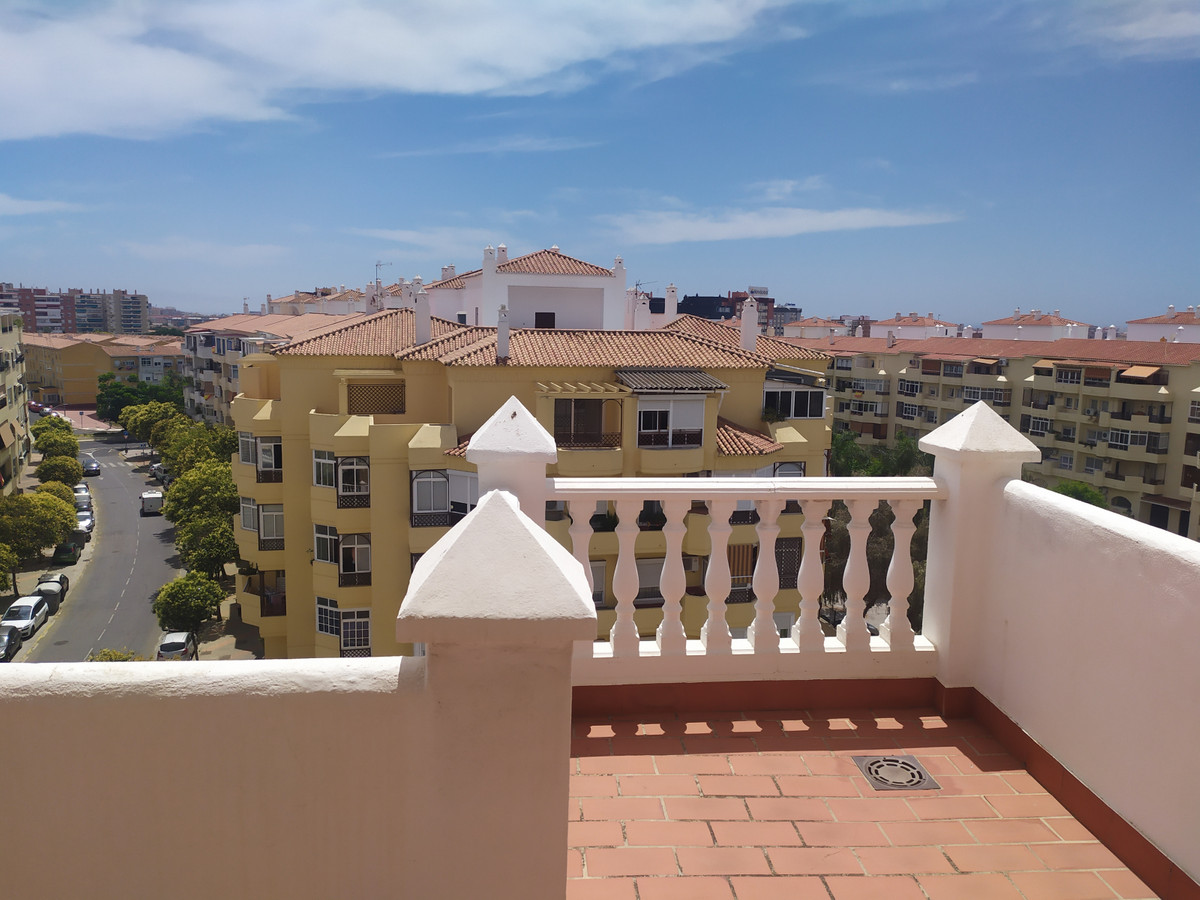 MALAGA , LA BARRIGUILLA: Beautiful and strategically placed penthouse with 160m2 of private terraces,Spain
