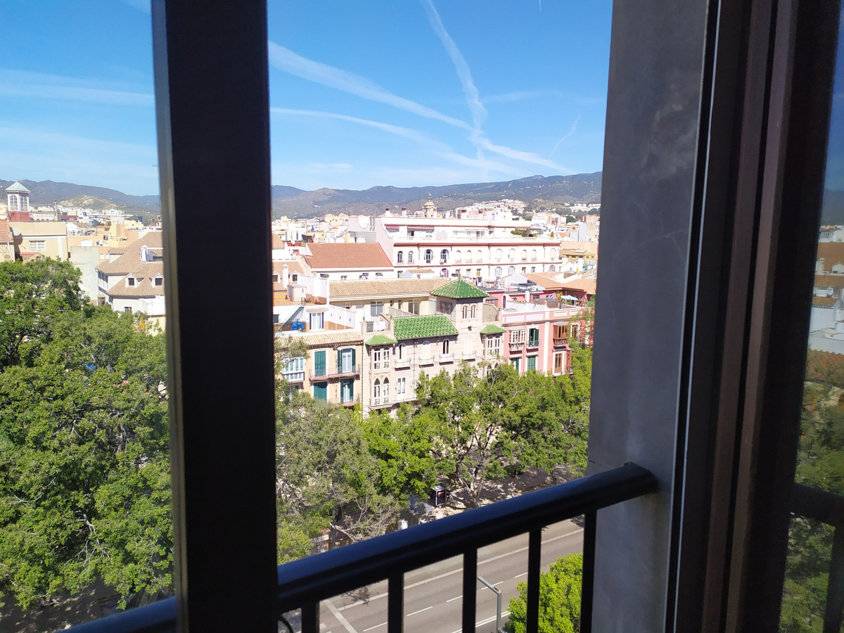 Apartment Middle Floor in Malaga Centro, Costa del Sol