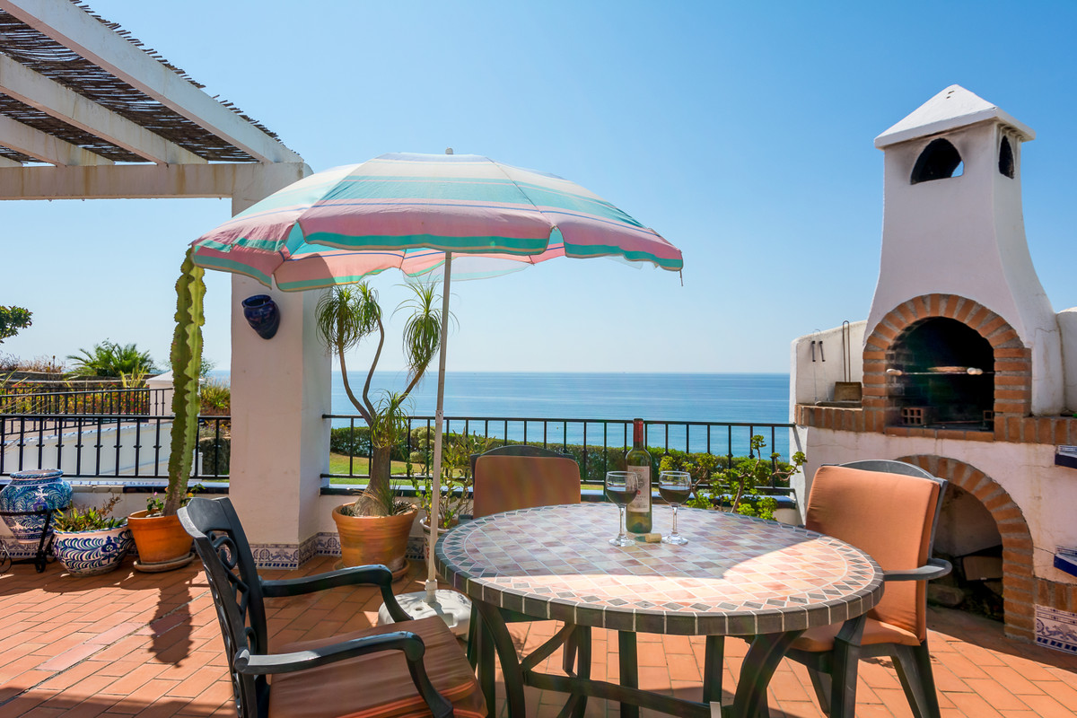 REDUCED TO €199,000 from €215,000  A well presented 2 bedroom apartment with great south facing sea ,Spain