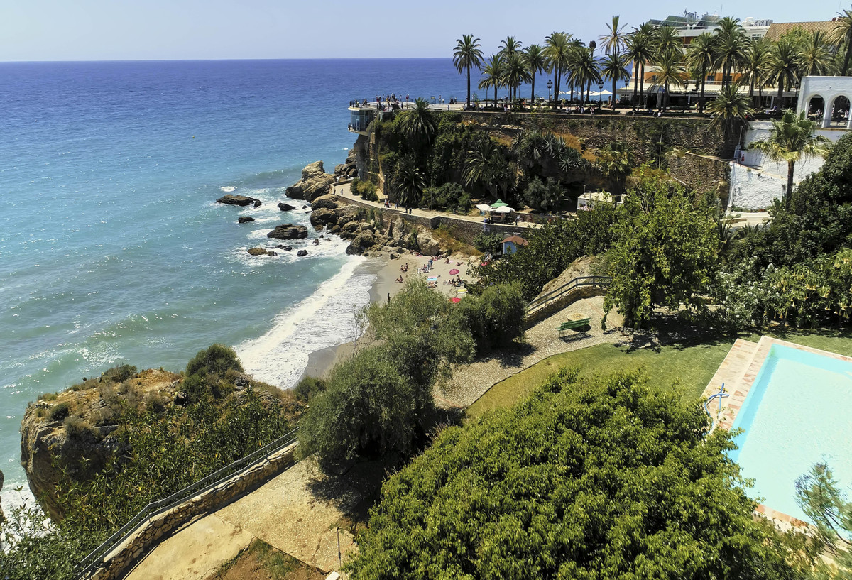 NERJA - CALLE CARABEO PRICE INCREASE DUE TO EXTRA BUILD SIZE AND LAND   The most prestigious townhou,Spain