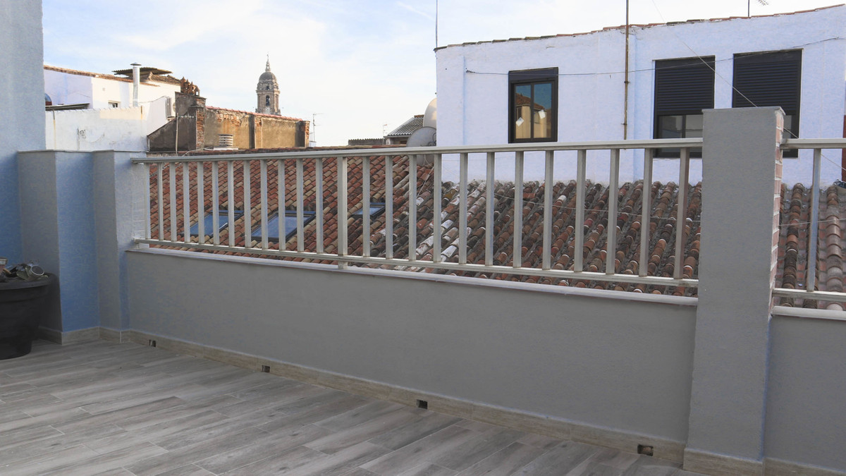 MALAGA CENTRO HISTORICO - A central and completely reformed penthouse in the heart of Malaga  Locate, Spain
