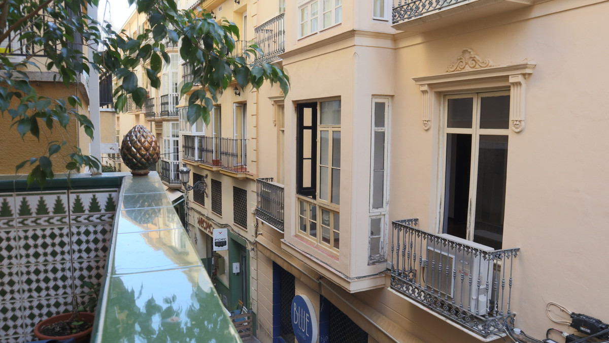 MALAGA CENTRO HISTORICO - A spacious 4 bedroom apartment in a central location with private terrace ,Spain