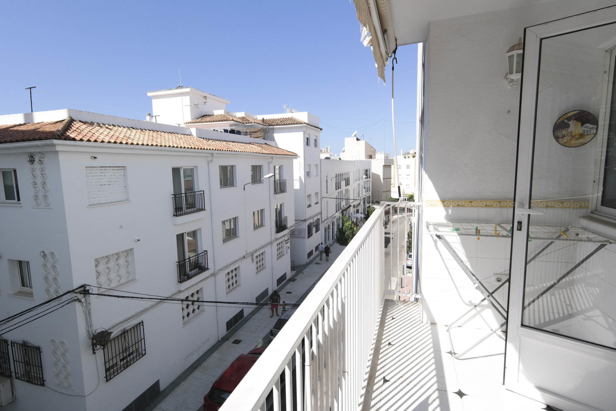 A spacious 3 bedroom apartment with balcony in the Torrecilla area of Nerja  Situated in a very popu, Spain