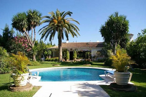 Villa, Detached  for sale    in Costalita