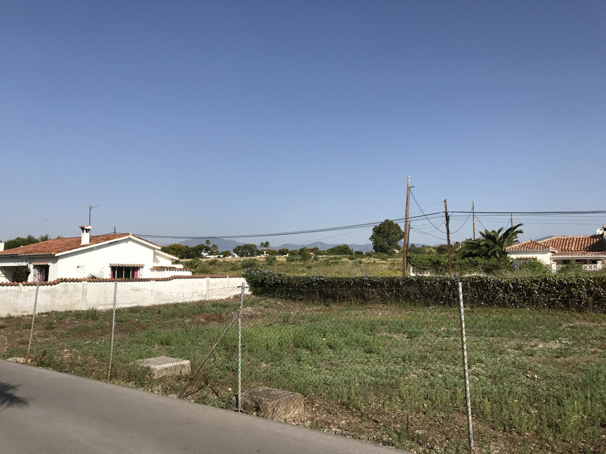 Plot  Residential 									 for sale  													 in San Pedro de Alcántara