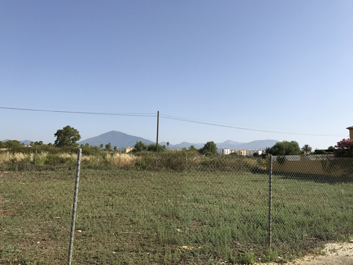 Plot, Residential  for sale    in San Pedro de Alcántara