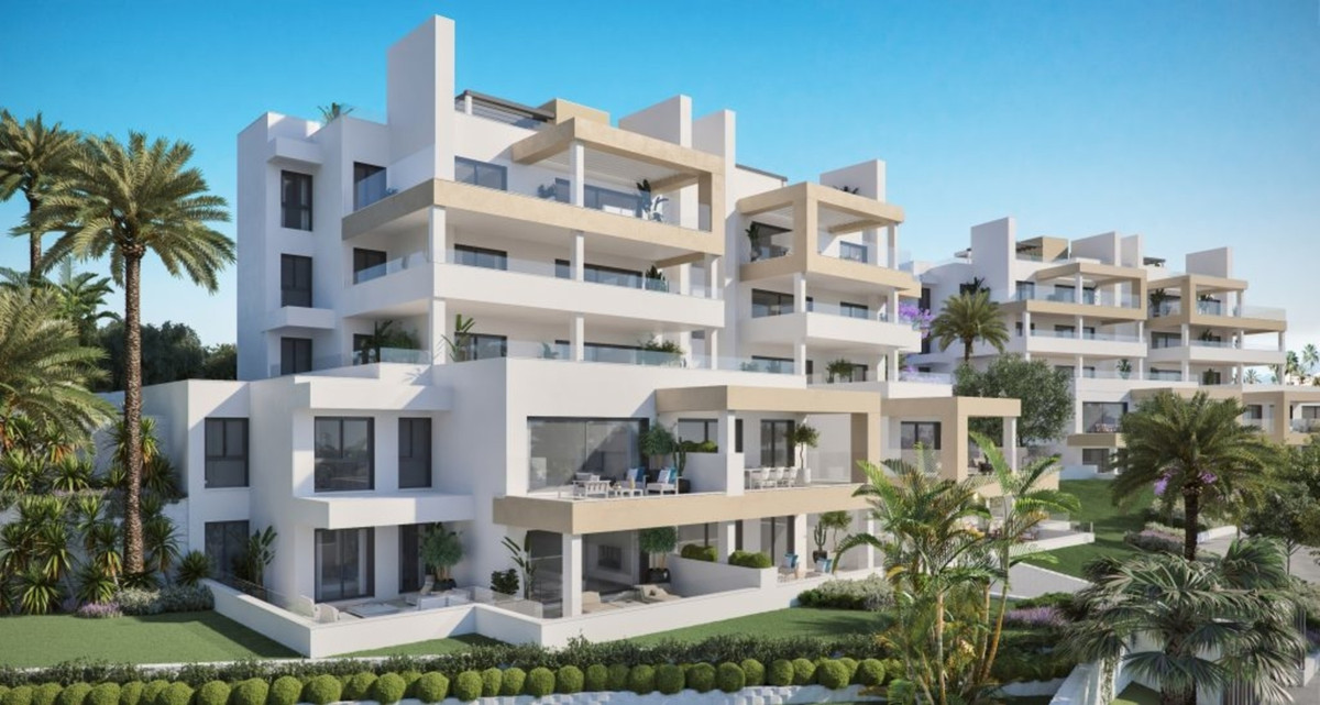 Apartment, Ground Floor  for sale    in Estepona