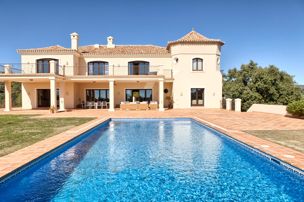 Villa  Detached 									 for sale  													 in Benahavís