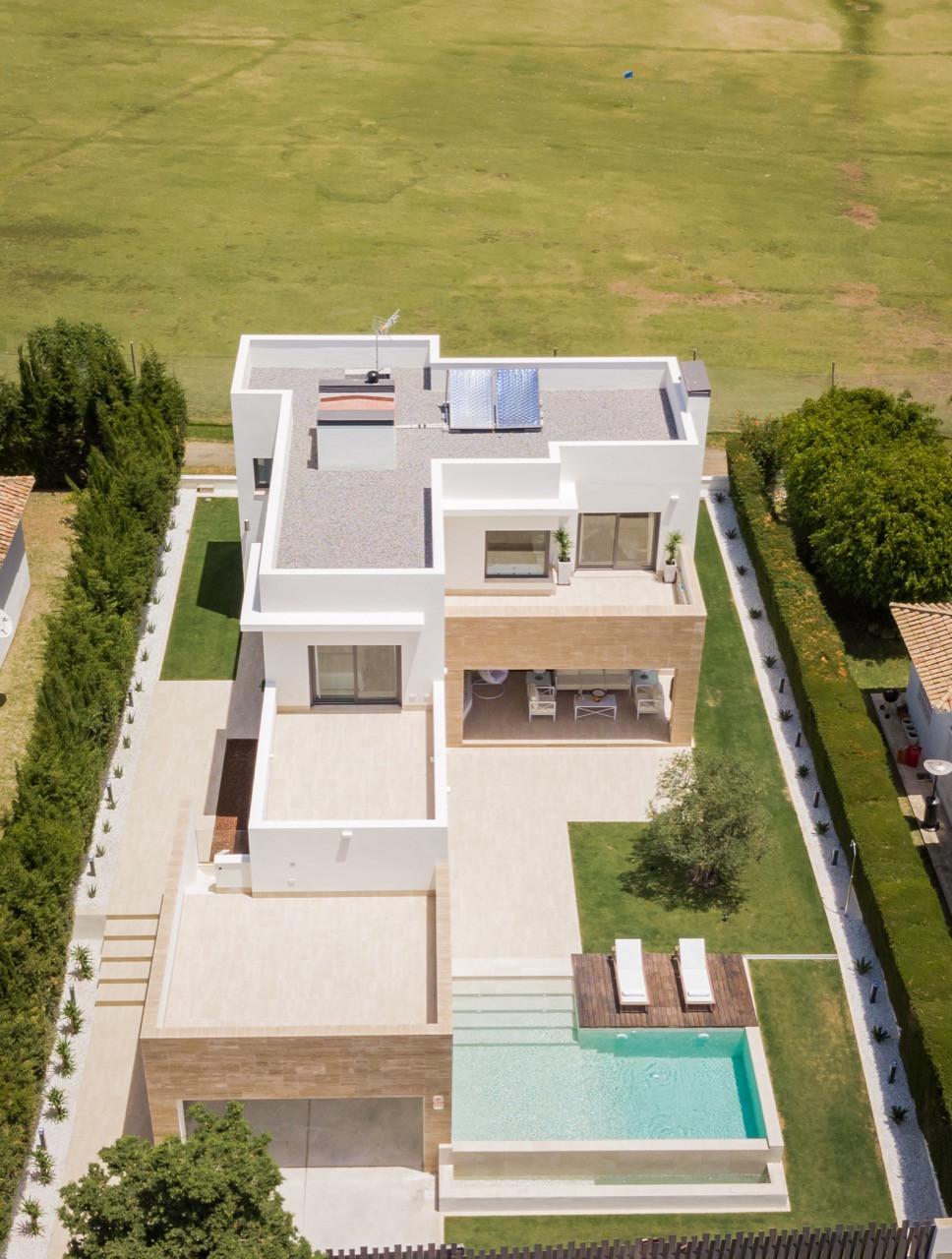 Villa Detached for sale in Guadalmina Alta, Costa del Sol