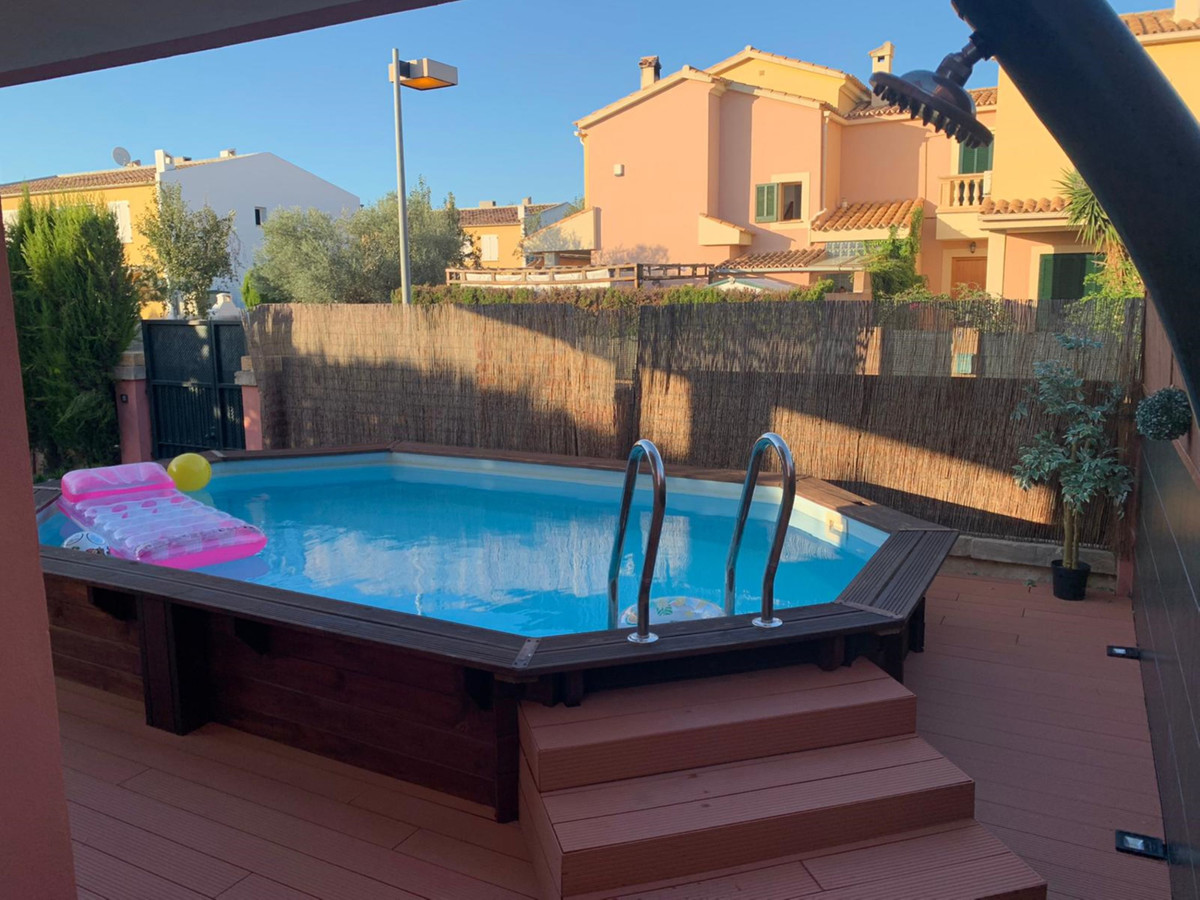 Detached house, in Son Ramonell (Marratxi) renovated in 2018, fitted and equipped kitchen, ground fl,Spain