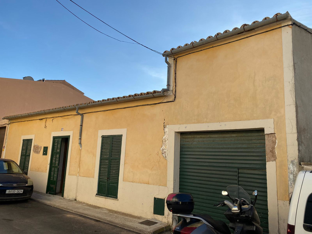 Plot with house in Puigpunyent, but you can make two housing is an A2 WITH A SPECTACULAR VIEWS,Spain