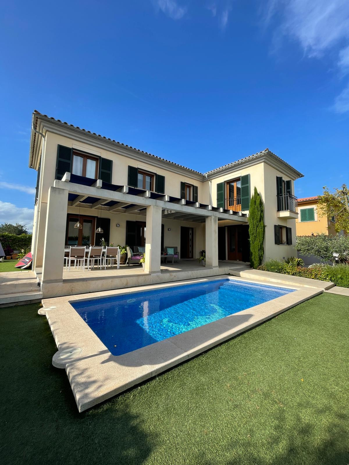 Luxurious detached house for sale in Son Macia (Marratxi) with magnificent views of the Tramuntana i,Spain