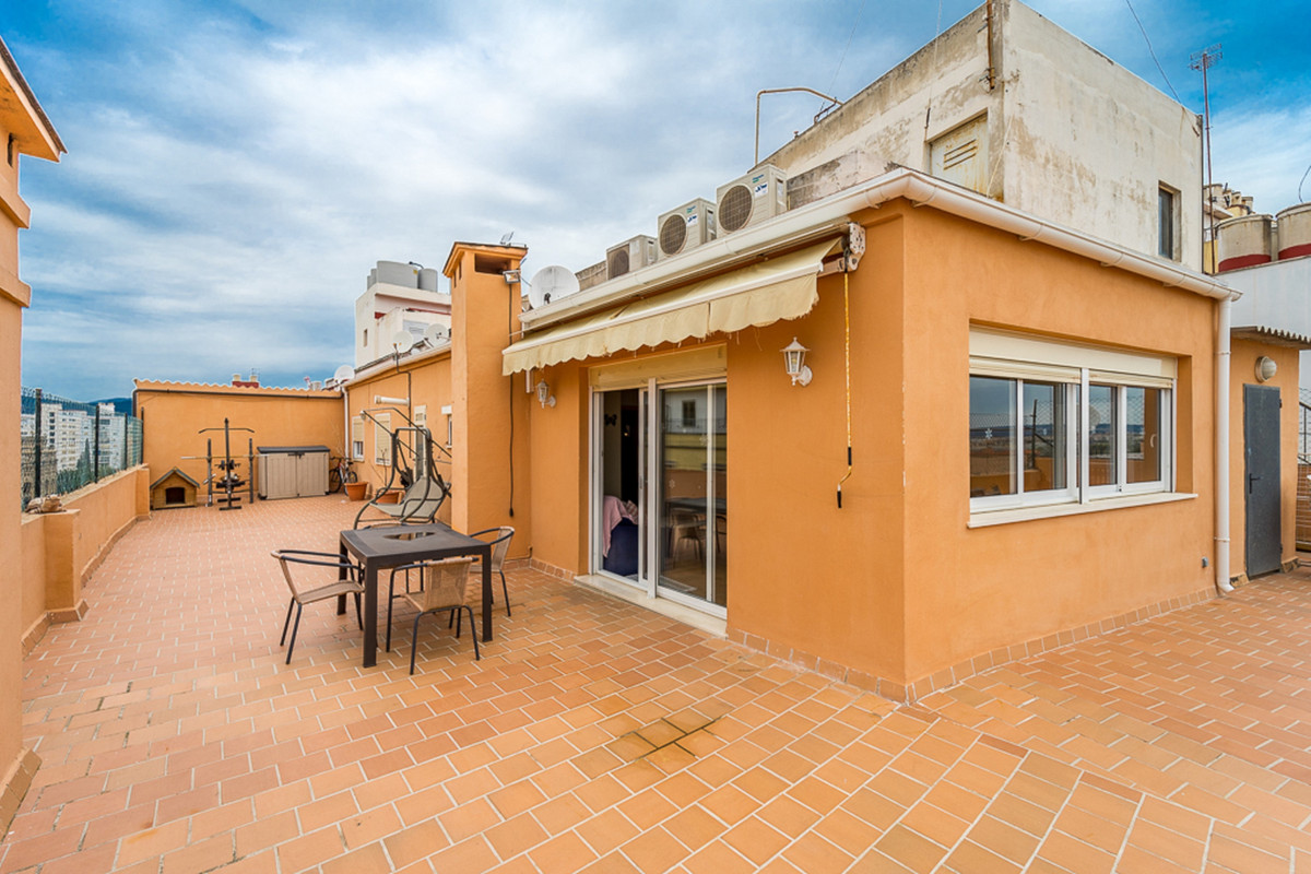 Penthouse in Eusebio Estada with large terrace of 176 m2. Currently Palma is considered one of the b, Spain