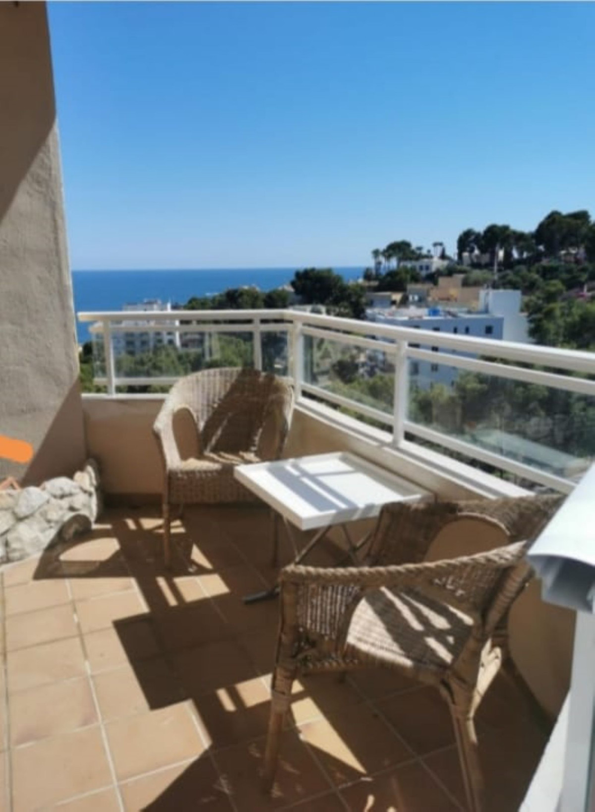 Illetas newly renovated cozy apartment with 2 bedrooms, one of them with dressing room, sea views. p,Spain