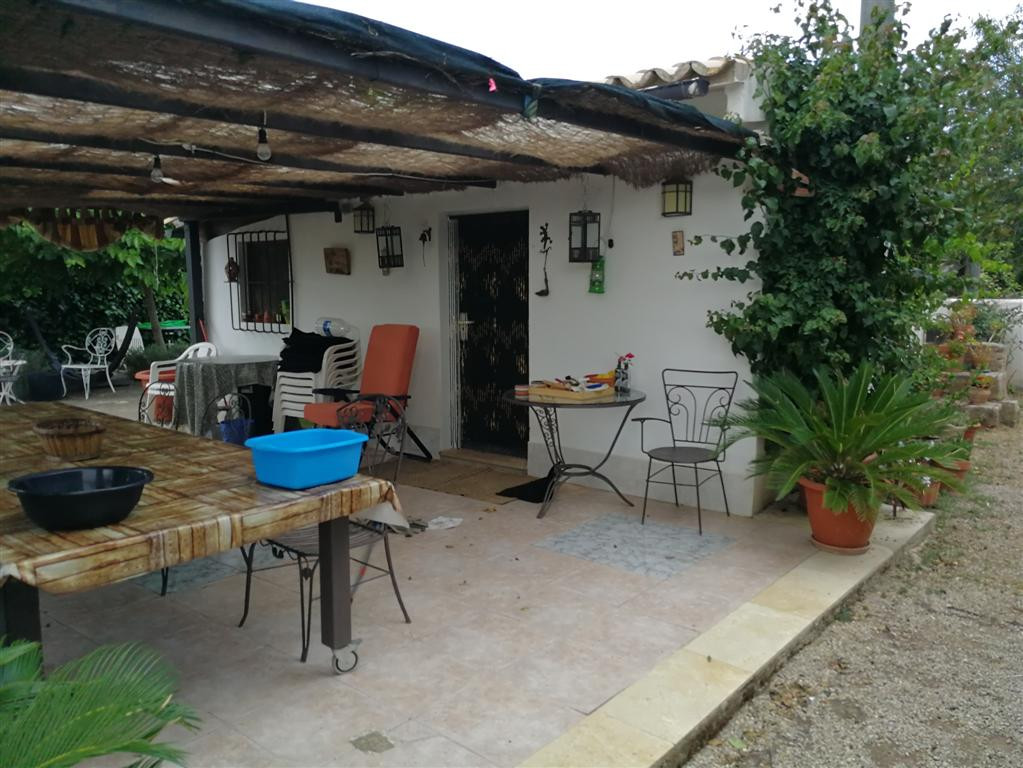 Rustic property in Santa Maria del Cami, 2200 m.2 of land completely fenced. It has a legal house of, Spain