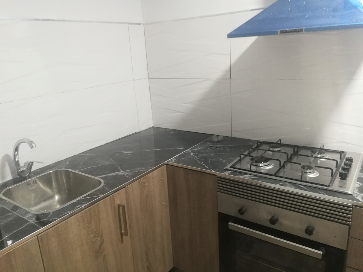 Flat in Son Forteza (Palma) of 76 m2 completely renovated with kitchen and new appliances with three, Spain