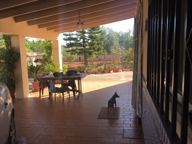 villa in Marratxi (son Atmetler) has a land of 1100 m2 with two houses one of 90 m2 and another of a,Spain