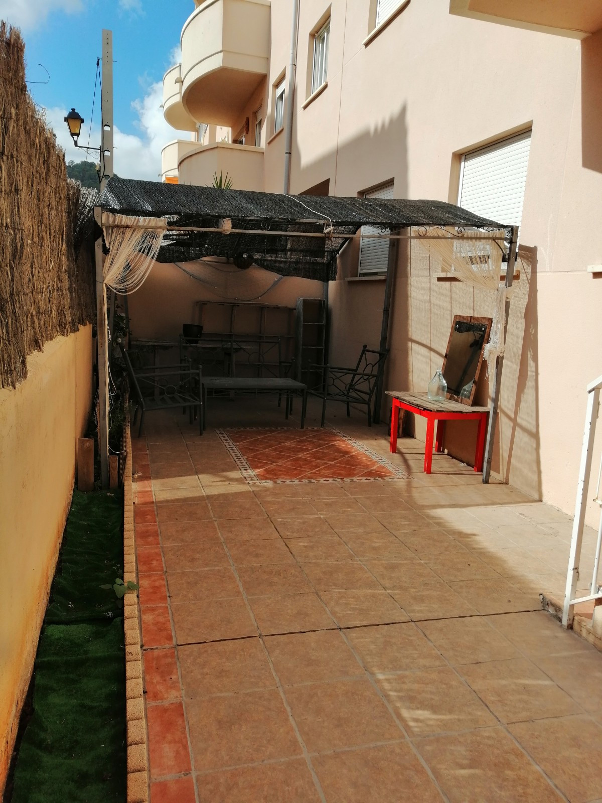 ANDRATX (CLOSE TO THE POLIDEPORTIVO)) Ground floor with 3 bedrooms (2 doubles and one single) with f,Spain