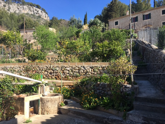 Village house in Caimari consists of two floors and ground with trees the house has about 300 m2 witSpain