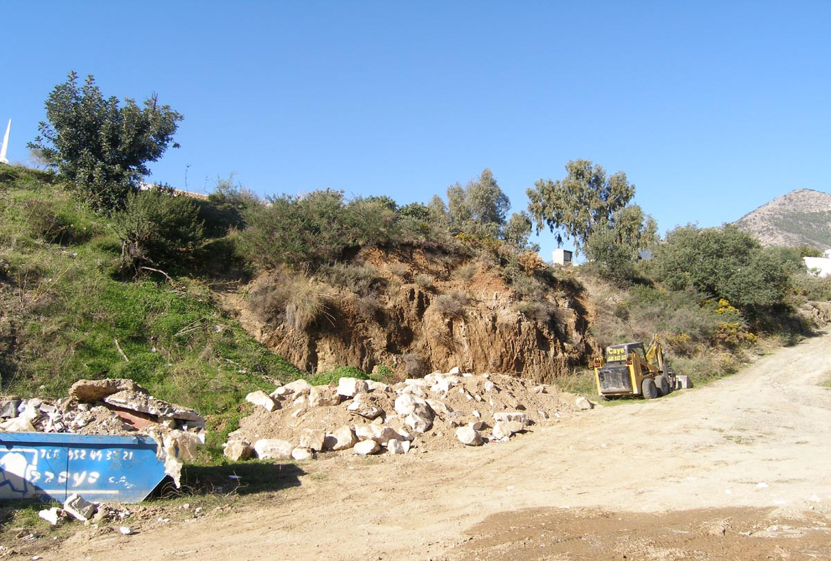 EXCELLENT PLOT in a desirable and sought after location offering good value. MIJAS VILLAGE ROAD ACCE,Spain