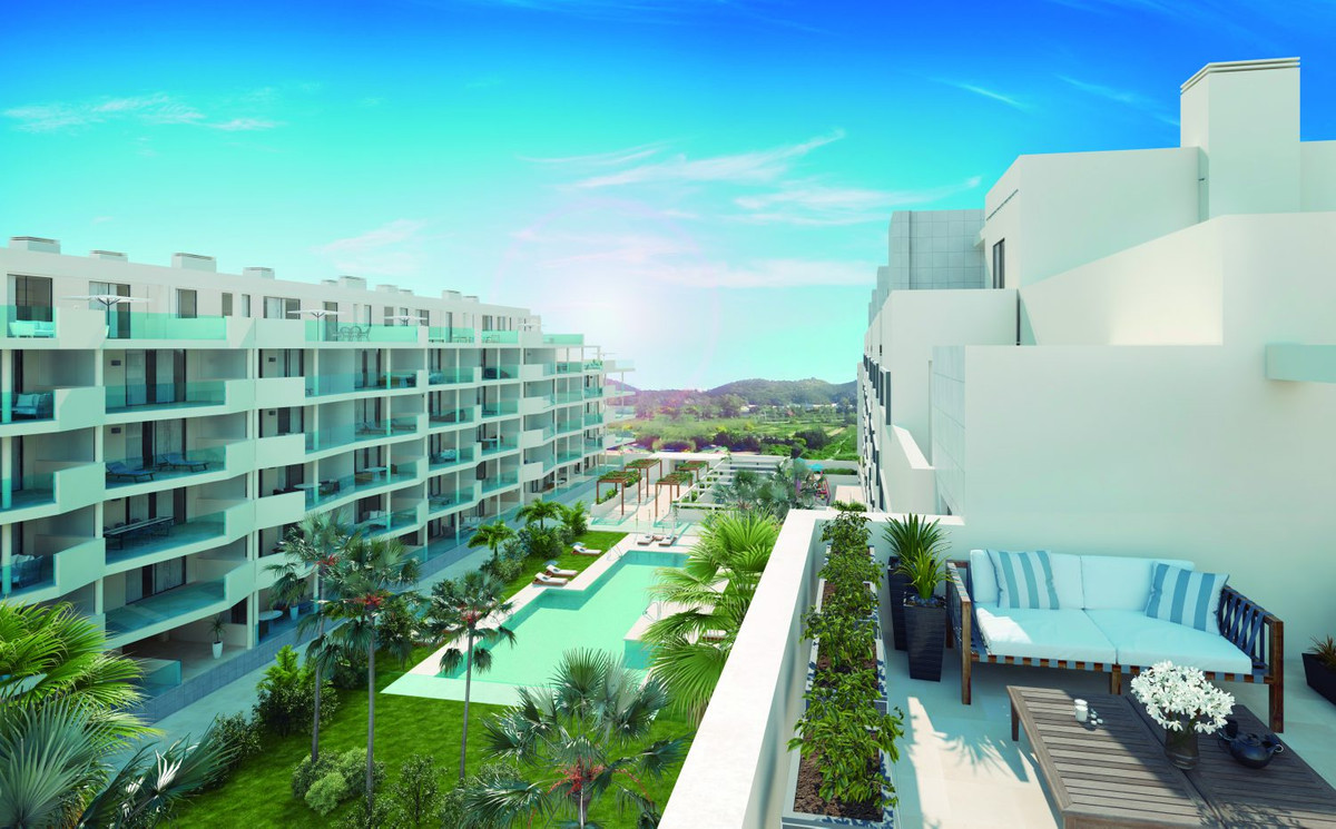 For lovers of golf, gastronomy and leisure, this development is the right place for your new home on,Spain