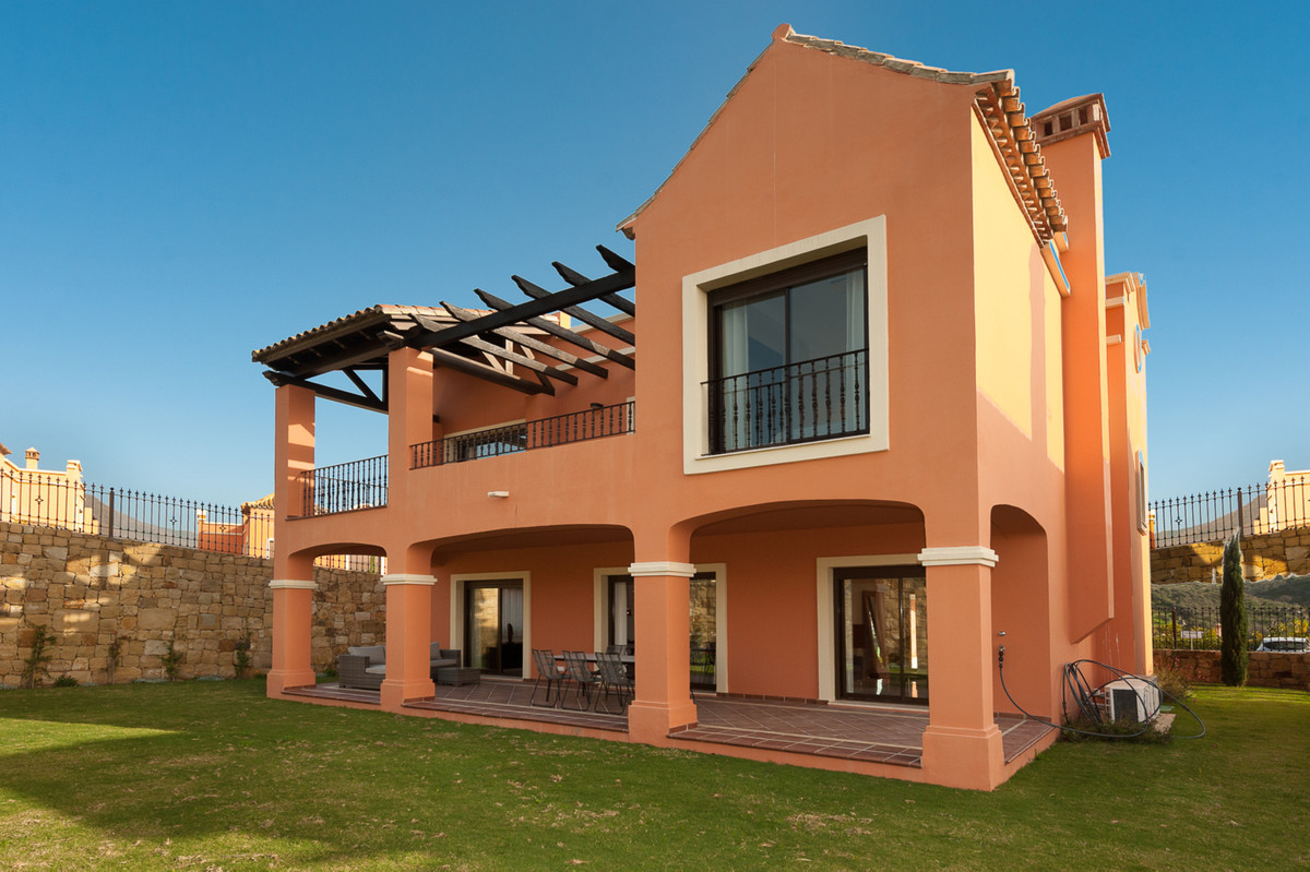 4 Bedroom Semi Detached Villa For Sale Estepona