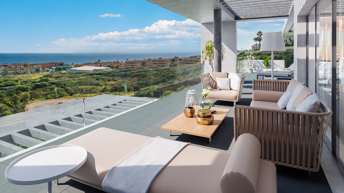 New Development: Prices from € 183,000 to € 469,500. [Beds: 1 - 2] [Bath, Spain