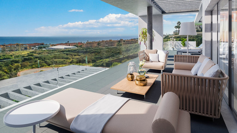 Penthouses In Mijas Costa 2