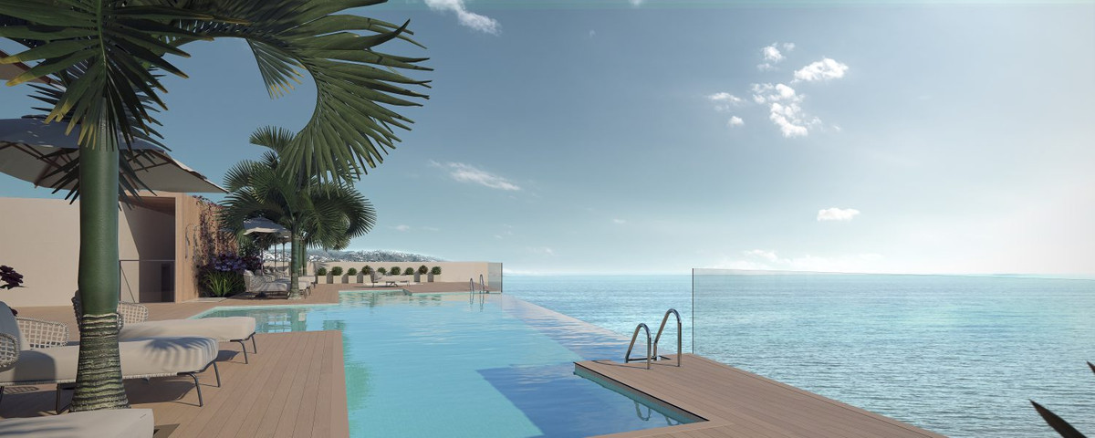 This development is a new landmark building on Estepona: its seafront location offers the privilege , Spain