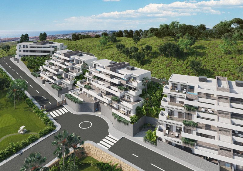 Penthouses In Mijas Costa 3