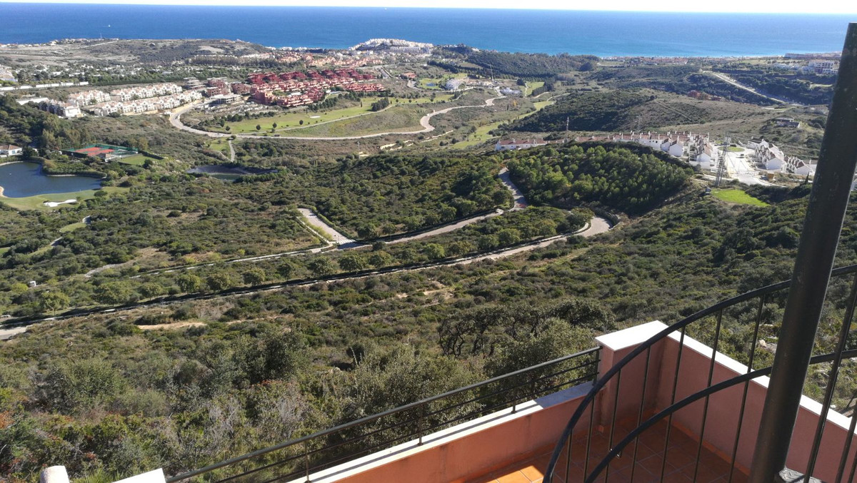 Corner Penthouse, Casares Playa, Costa del Sol, Panoramic views fantastic countryside property ideal, Spain
