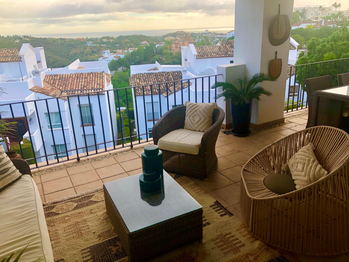 Large 2 bedroom corner apartment in a sought after urbanisation! Enjoy wonderful panoramic sea views,Spain